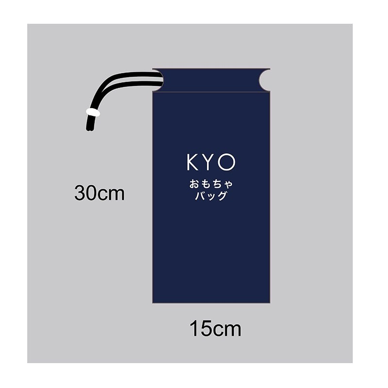 KYO sex toy storage bag for onaholes small